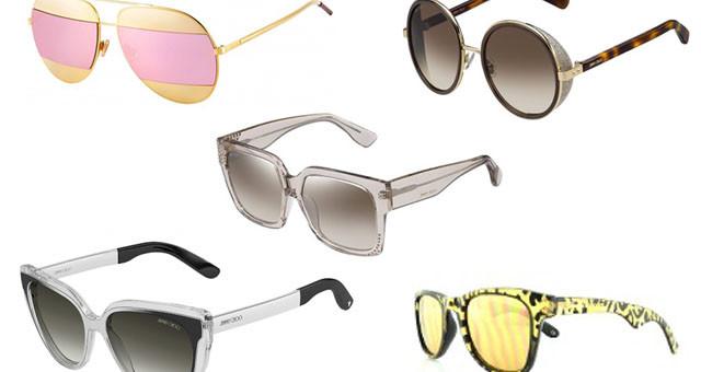 montagem de oculos