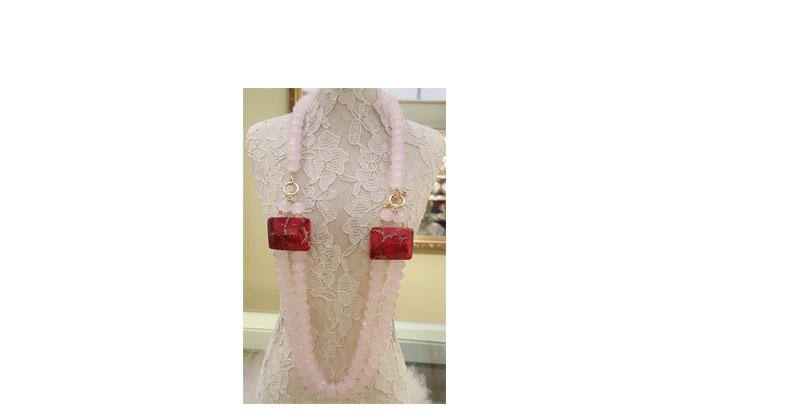 montagem-de-colar-de-quartzo-rosa