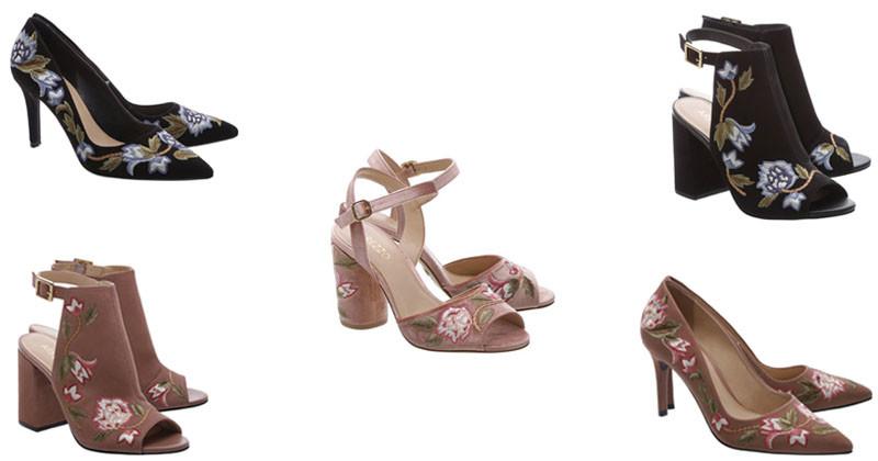 montagem de sapatos bordados inverno 2017 arezzo 2