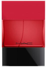 montagem do perfume ruby wood mac