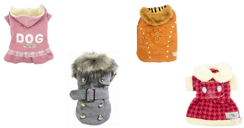 montagem de roupas de cachorros 2