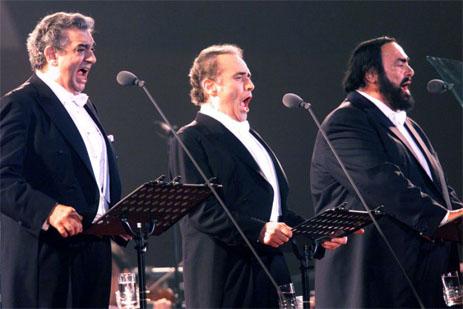 montagem dos tres tenores 1