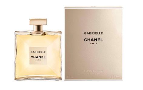 montagem de perfume chanel gabrielle 2017