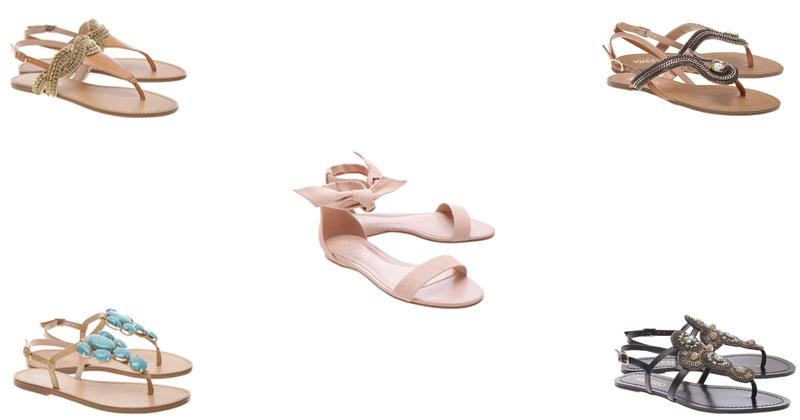 59f9f7f10 montagem de sandalias rasteiras arezzo verão 2018 adicionar