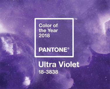 montagem pantone ultra violeta cor 2018 adicionar
