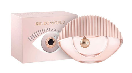 montagem do perfume world eau perfume kenzo 2018 destaque
