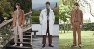 montagem de roupas masculinas salvatore ferragano 2019 destaque