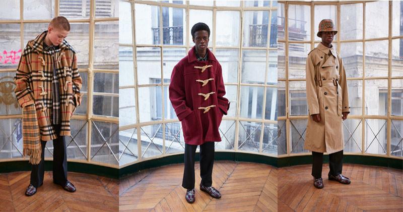 montagem da moda masculina bueberry - outono - inverno 2018 destaque