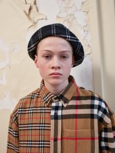 montagem da moda masculina burberry outono - inverno 2018 4