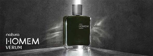 montagem do perfume natura homem verum julho 2018 destaque