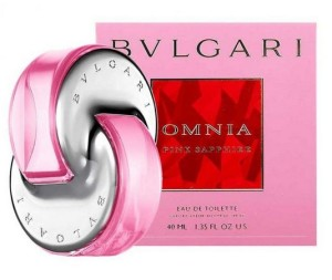 perfume omnia pink sapphire bulgary lançamento julho 2018