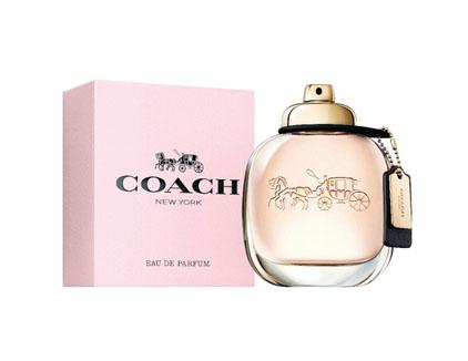 montagem do perfume coach new york setembro 2019 destaque