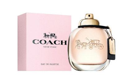 montagem do perfume coach new york setembro 2019 lançamento do mes adicionar