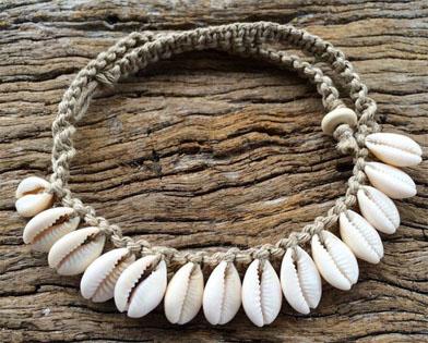 montagem de colar de buzios mayara adicionar