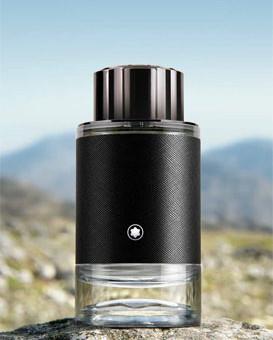 montagem do perfume explorer montblanc foto Fragrantica
