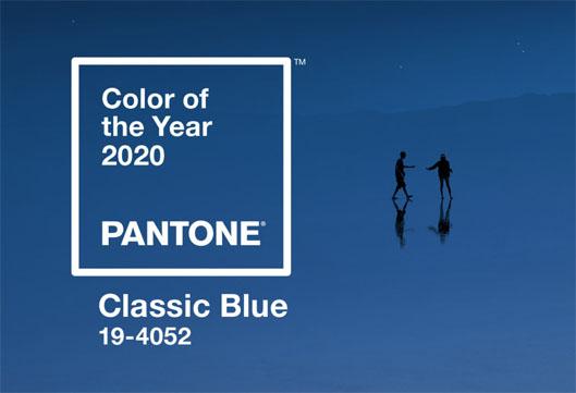 montagem pantone classic blue blog