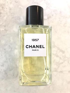 montagem do,perfume chanel 1957 blog