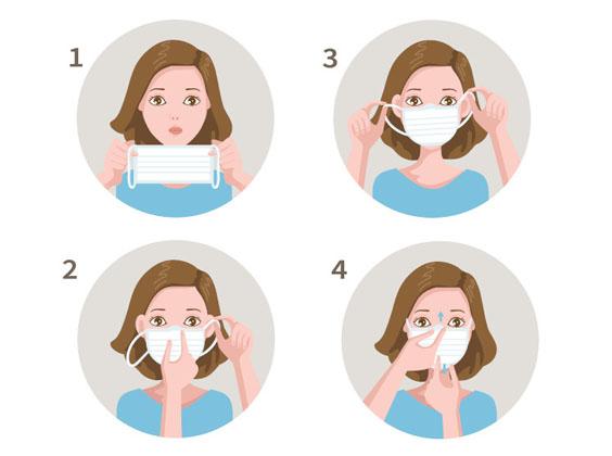 montagem de mascaras de pano Brasil Escola blog