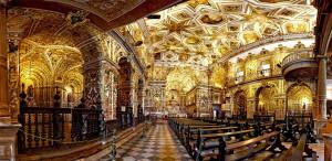 montagem da ireja de sao francisco salvador blog 1